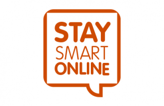 Stay Smart Online logo